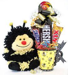 Bee Candy Bear Bouquet Bizzie Bee