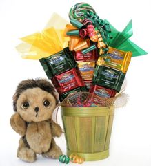 Hedgehog Candy Bear Bouquet Herbie