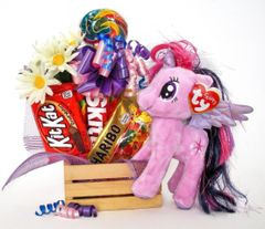 My Little Pony Candy Bear Bouquet