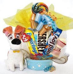 The Secret Life Of Pets Candy Bear Bouquet