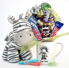 Baby Candy Bear Bouquet Zeebs and Children of the Inner Light