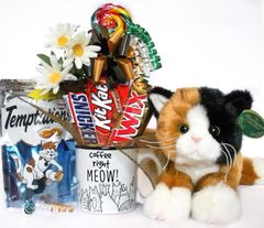 Cat Candy Bouquet Cali Cat