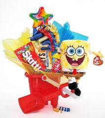 Spongebob Squarepants Candy Bear Bouquet