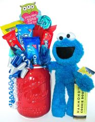 Love Monster Cookie Monster Cookie Bouquet
