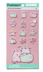 Pusheen Puffy Stickers - ADD TO CANDY BEAR BOUQUET