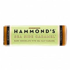 Hammond's Sea Side Caramel Bar - Dark Chocolate - ADD TO CANDY BEAR BOUQUET