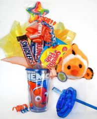 Finding Nemo Candy Bear Bouquet