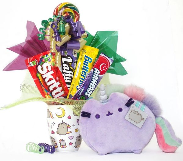 Pusheen Pusheenicorn Candy Bear Bouquet