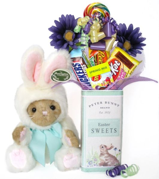 Easter Candy Bear Bouquet Beary Harey