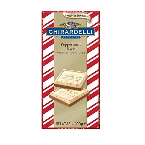 Ghirardelli Peppermint Bark Bar - ADD TO CANDY BEAR BOUQUET