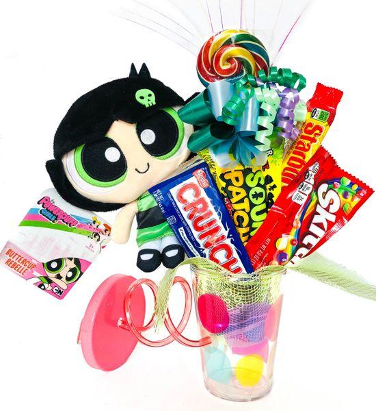 Powerpuff Girls Candy Bear Bouquet