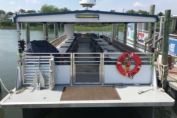 Saturday Delaware Bay Boat Tour October 9th, 2021 10AM-12PM