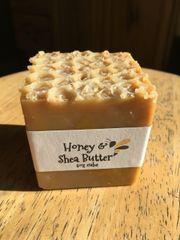 Honey & Shea Butter