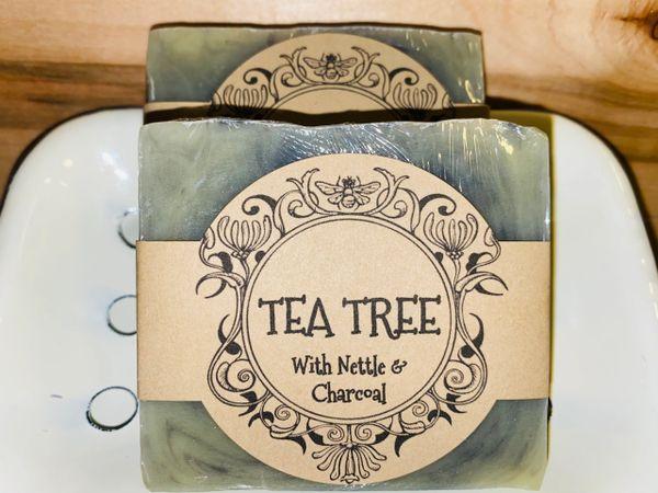 Tea Tree with Charcoal