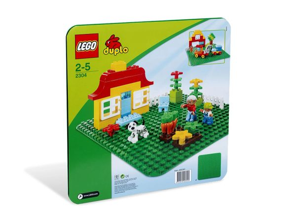 2304 LEGO DUPLO Large Green