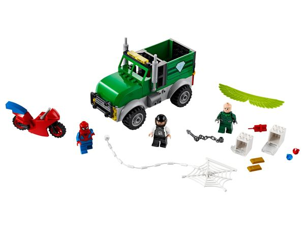 76147 Vulture's Trucker Robbery