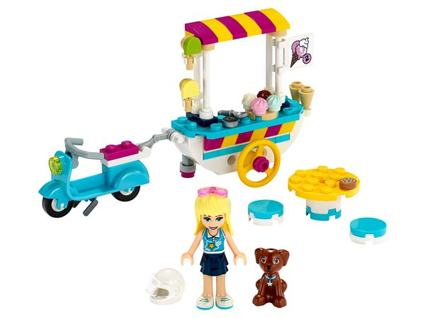 41389 Ice Cream Cart