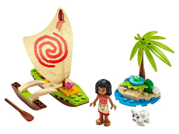 43170 Moana's Ocean Adventure