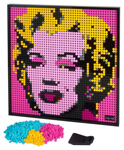 31197 Andy Warhol's Marilyn Monroe