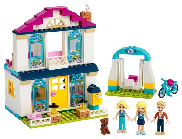41398 4+ Stephanie's House