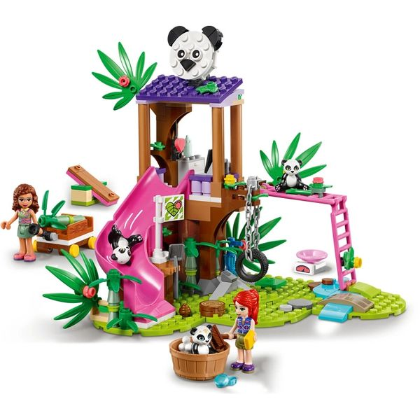41422 Panda Jungle Tree House
