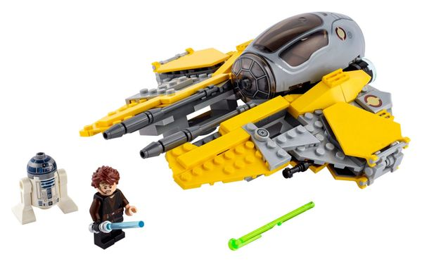 75281 Anakin's Jedi™ Interceptor