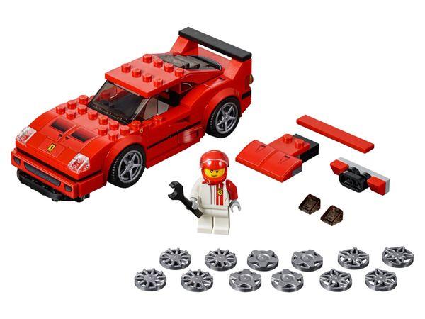 75890 Ferrari F40 Competizione