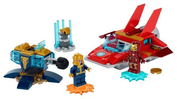 76170 Iron Man vs. Thanos