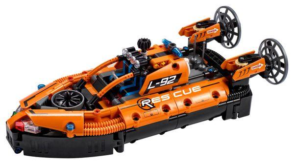 42120 Rescue Hovercraft