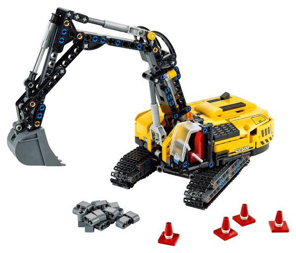 42121 Heavy-Duty Excavator