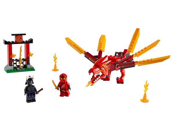 71701 Kai's Fire Dragon