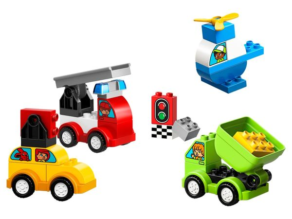 10886 My First Car Creations