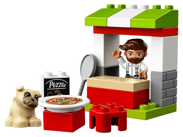 10927 Pizza Stand