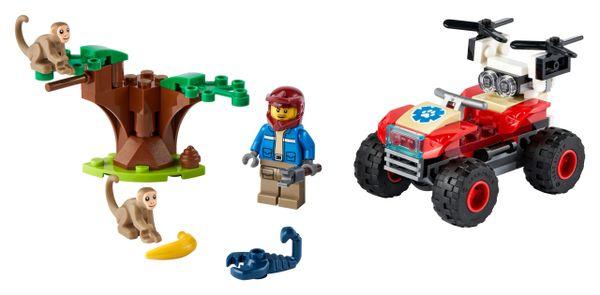 60300 Wildlife Rescue ATV