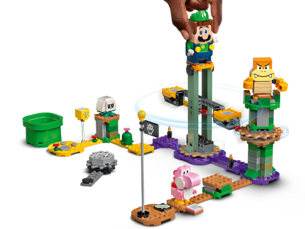 71387 Adventures with Luigi Starter Course