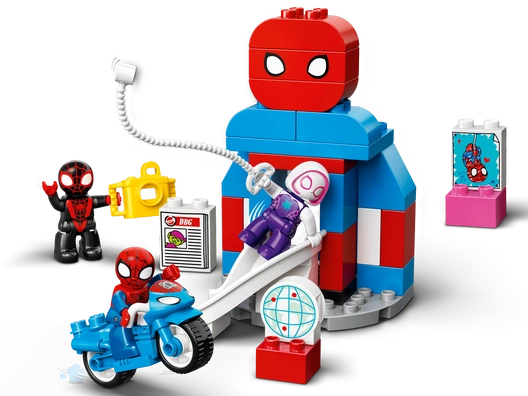 10940 Spider-Man Headquarters