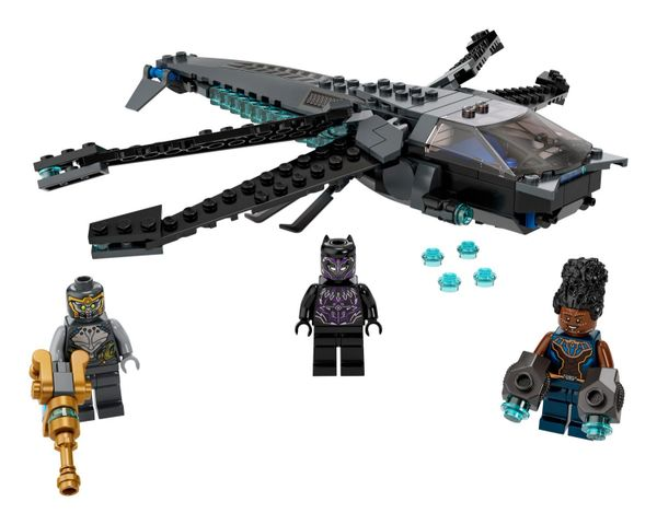 76186 Black Panther Dragon Flyer