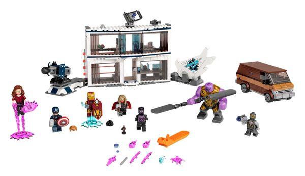 76192 Avengers: Endgame Final Battle