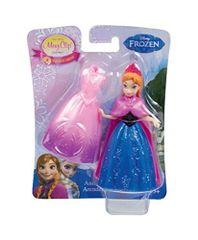 Disney Frozen Magiclip Anna Doll