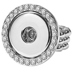 Ginger Snaps Stretch Snap Bling Ring