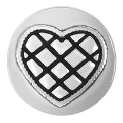 Ginger Snaps Patch Heart Snap