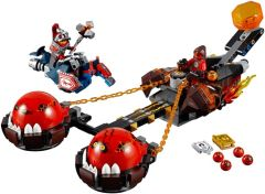 Beast Master's Chaos Chariot 70314