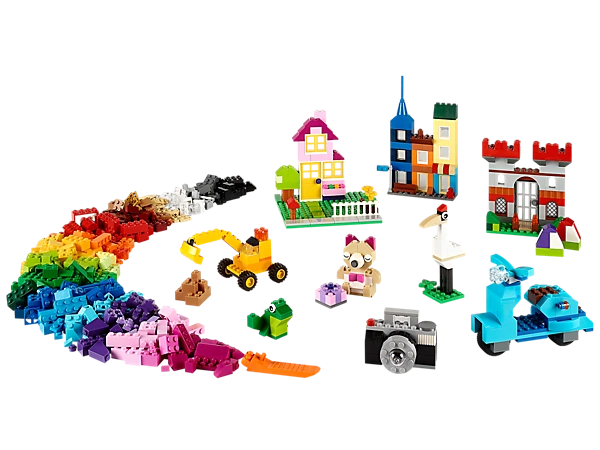 LEGO® Large Creative Brick Box 10698