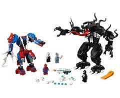 76115 Spider Mech vs. Venom