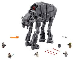 75189 First Order Heavy Assault Walker