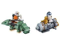 75228 Escape Pod vs. Dewback™ Microfighters