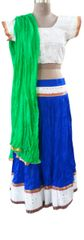 Garba Cotton Chaniya Choli 3 Piece Lehenga Kutchi Work GB04