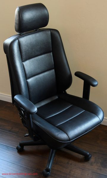 SOLD Thank You! - Mercedes-Benz C230 MB-Tex Office Chair - Black