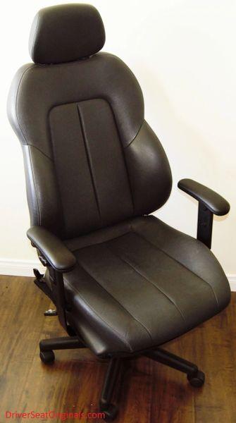Mercedes-Benz SLK230 MB-Tex Office Chair - Black