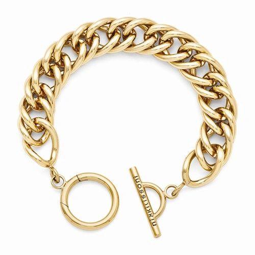 Nikki Lissoni Toggle Bracelet